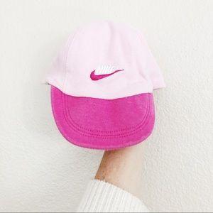✨4/$30 Nike Baby Girls Baseball Hat 0-6 mo